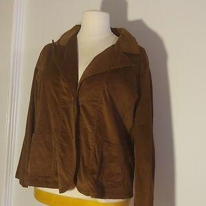 Ashley  Corduroy jacket